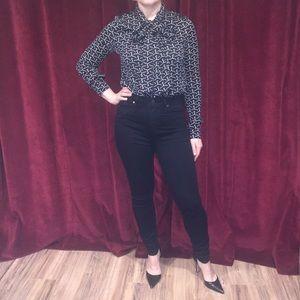 Diane Von Furstenberg blouse top